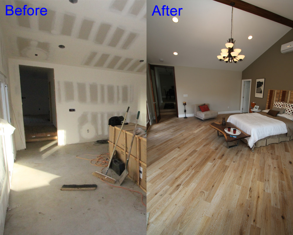 Bedroom Restore by Aquakor in Santa Clarita