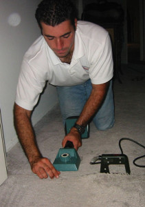Carpet Repair by Aquakor in Santa Clarita