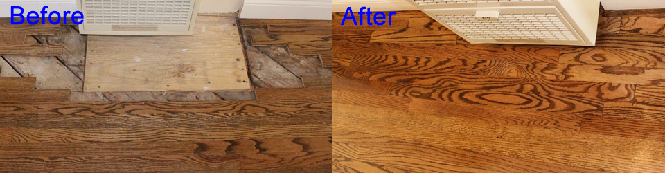 Floor Repair and Replacement by Aquakor in Santa Clarita