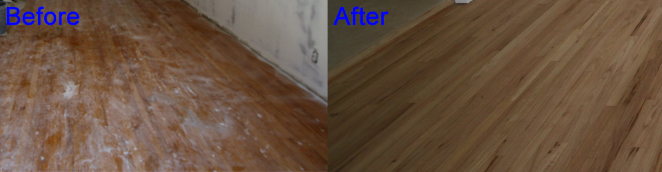 Hardwood Cleaning by Aquakor in Santa Clarita