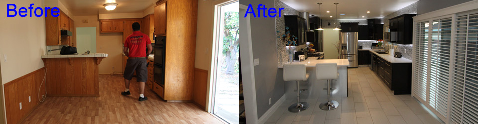 Floor Installation and Restoration by Aquakor in Santa Clarita