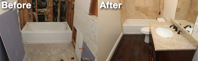 Success Story - Bathroom Remodeling by Aquakor in Santa Clarita