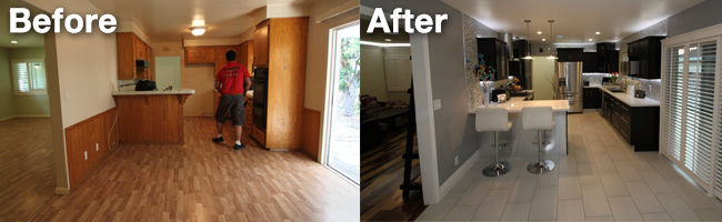 Success Story - Kitchen Remodel by Aquakor in Santa Clarita