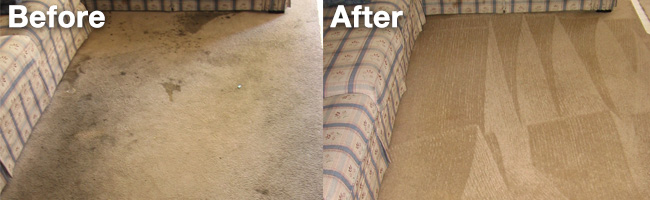 Success Story - Carpet Stain Removal by Aquakor in Santa Clarita