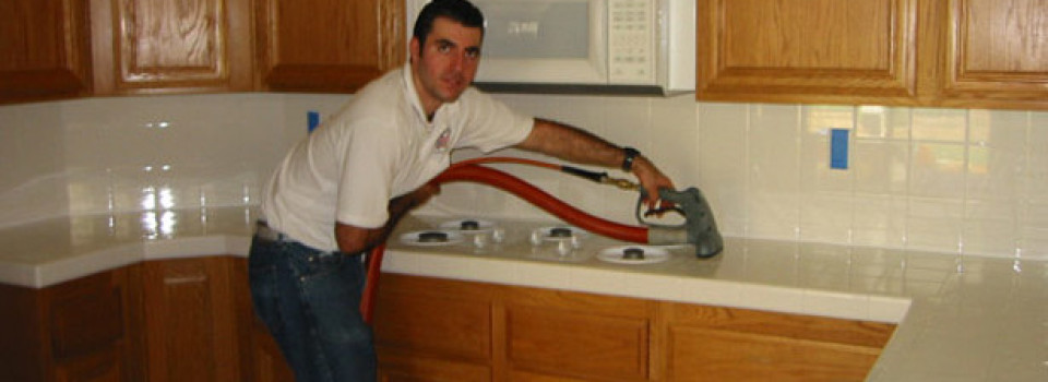 Santa Clarita Home Cleaning Company: Countertop Cleaning and Polishing