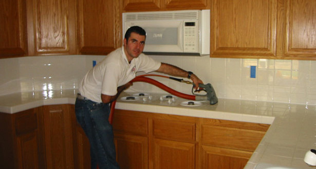 santa clarita home cleaning company countertop cleaning and
